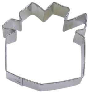 Gift Present Cookie Cutter