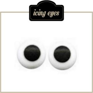 Royal Icing Eyes