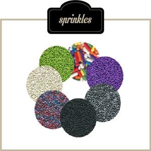 Sprinkles / Jimmies