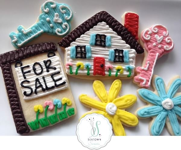 House Antique Key Realtor Cookie Cutter Set The Cookie Cutter Shop