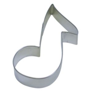 Music Cookie Cutters